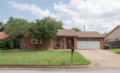 Single Family Home For Sale: 4808 Moselle Drive