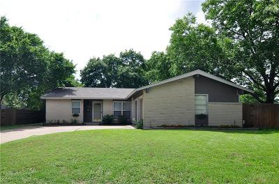 Dallas County Single Family Home For Sale: 1315 N Floyd Road