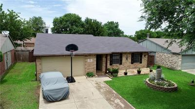 Allen Single Family Home For Sale: 811 Circle Cove Drive