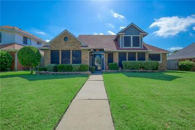 Grand Prairie TX Single Family Home For Sale: $209,800