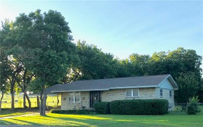 Cooke County Single Family Home Active Option Contract: 422 Hillside Drive
