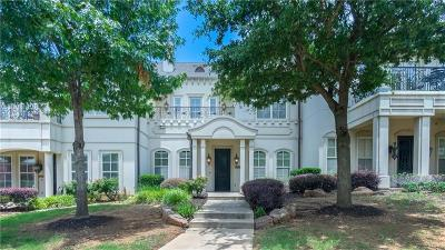 Colleyville Townhouse For Sale: 1621 Fountain Pass Drive