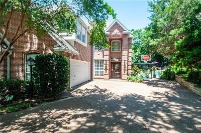 Dallas County Single Family Home For Sale: 1211 Waterside Circle