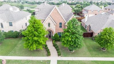 Denton County Single Family Home For Sale: 1179 Elk Mound Drive