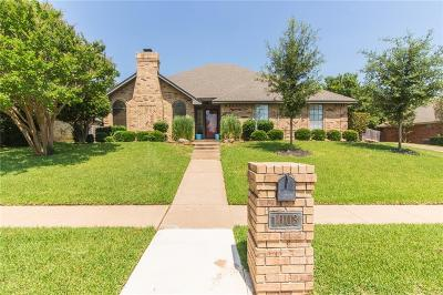 Keller Single Family Home Active Option Contract: 1003 Quail Ridge