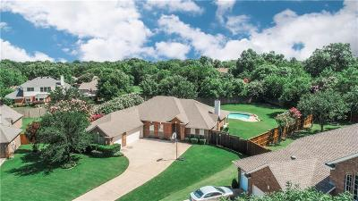 Flower Mound Single Family Home For Sale: 5220 White Pine Drive