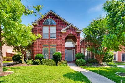 Denton County Single Family Home For Sale: 2900 Tophill Lane