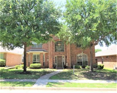 Frisco Single Family Home For Sale: 11375 Blanchard Drive