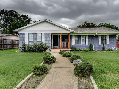 Single Family Home For Sale: 3245 Northaven Road