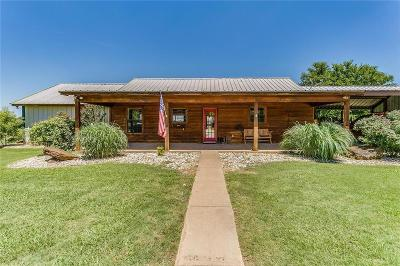 Johnson County Single Family Home For Sale: 4949 County Road 805