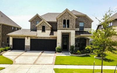 Frisco Single Family Home For Sale: 4263 Addax Trail