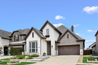 McKinney Single Family Home For Sale: 6001 Mickelson Way