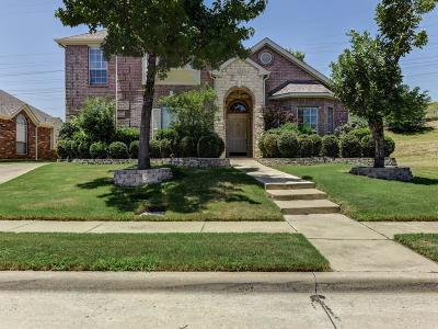 Irving Single Family Home For Sale: 9433 Vista Circle