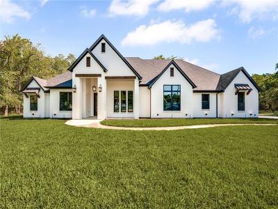 McKinney Single Family Home For Sale: Tbd Delano Court