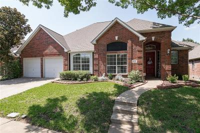 McKinney Single Family Home For Sale: 5208 Sandstone Lane