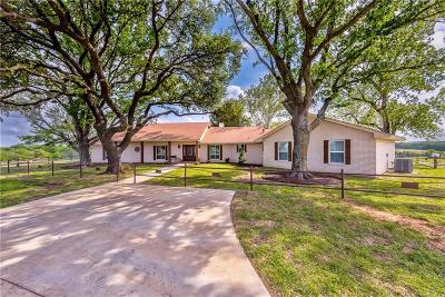 Azle Single Family Home For Sale: 673 W N Woody Road