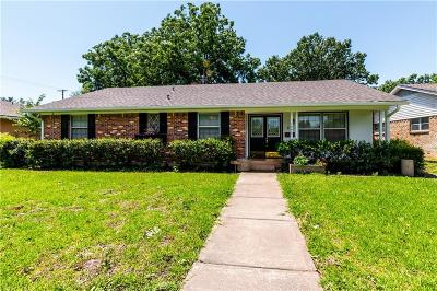 Carrollton Single Family Home For Sale: 1840 Baxley Drive