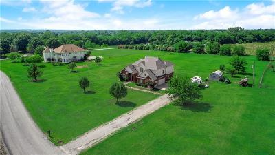 McKinney Single Family Home For Sale: 3380 Pecan Circle