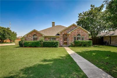 Prosper Single Family Home For Sale: 1816 Ridgewood Drive