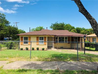 Dallas County Single Family Home For Sale: 3827 Malden Lane