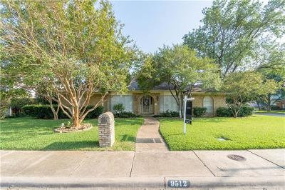 Dallas County Single Family Home For Sale: 9512 Whitehurst Drive