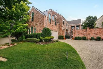 Denton County Single Family Home For Sale: 3200 Prestonwood Drive