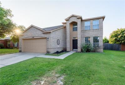 Denton Single Family Home For Sale: 1309 Eagle Wing Lane
