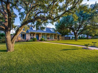 Single Family Home For Sale: 3784 Northaven Road