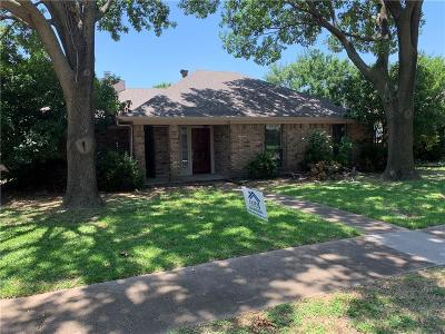 Lewisville Residential Lease For Lease: 1522 Sunswept Terrace