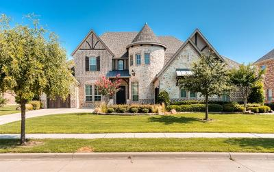 Southlake Single Family Home For Sale: 300 Saint Tropez Drive