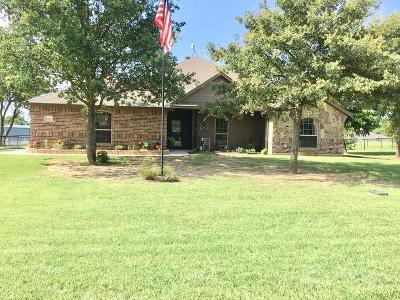 Springtown Single Family Home For Sale: 112 Brady Coleman Lane