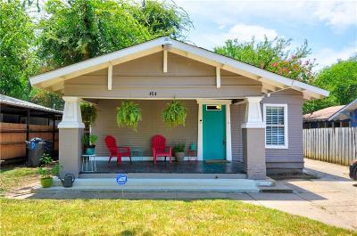 Dallas County Single Family Home For Sale: 404 W Pembroke Avenue