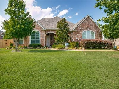 Southlake Single Family Home For Sale: 1204 Golden Gate Drive