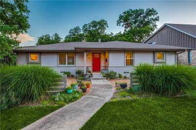 Dallas Single Family Home For Sale: 7434 Dalewood Lane