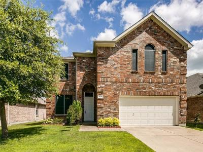 Forney Single Family Home For Sale: 2129 Bluebell