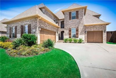 Prosper Single Family Home For Sale: 4320 Bristleleaf Lane