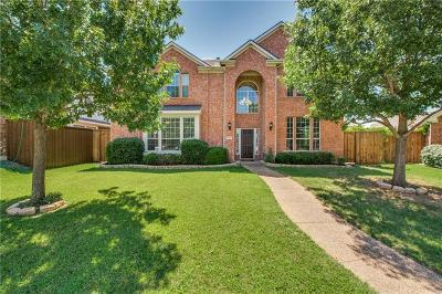 Frisco Single Family Home For Sale: 9649 Dragonfly Drive