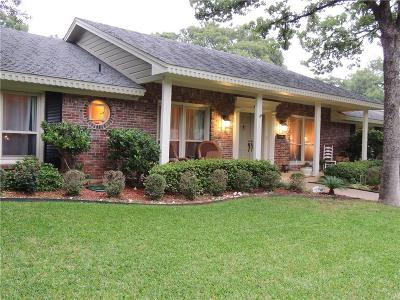 Hurst Single Family Home For Sale: 600 Circleview Drive S