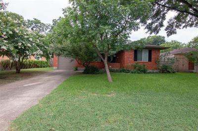 Dallas County Single Family Home For Sale: 2451 Materhorn Drive