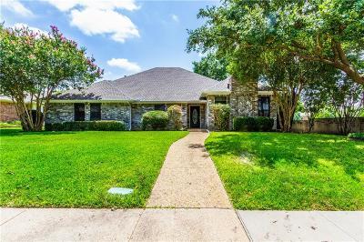 Richardson Single Family Home For Sale: 2202 Bluebonnet Drive