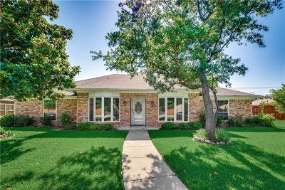 Collin County Single Family Home For Sale: 3437 Sheffield Circle
