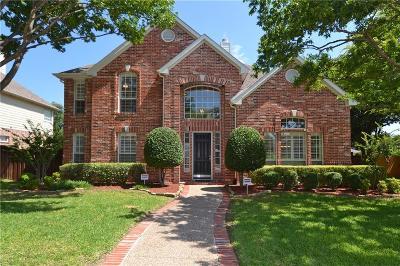 Plano Single Family Home For Sale: 3505 Leighton Ridge Drive
