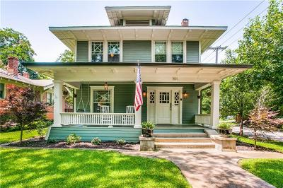 Dallas County Single Family Home For Sale: 301 S Montclair Avenue