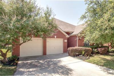 Fort Worth Single Family Home Active Option Contract: 12421 Leaflet Drive
