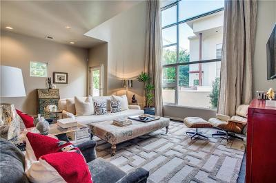 Dallas Condo For Sale: 4018 Travis Street #D