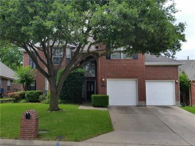 McKinney Single Family Home For Sale: 2727 Wind Ridge