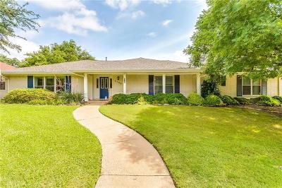Single Family Home For Sale: 4308 Ranch View Road