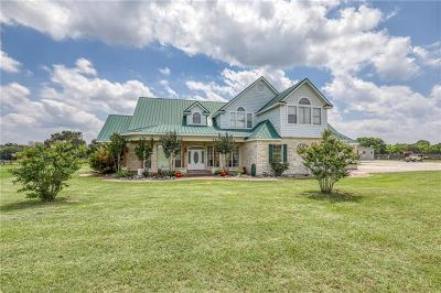 Parker County Single Family Home For Sale: 3374 Fm 1189