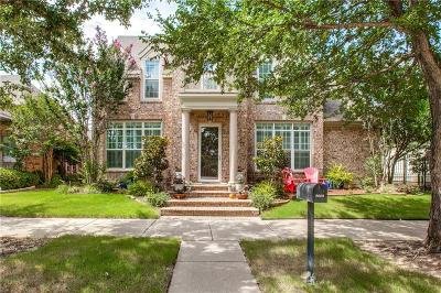 North Richland Hills Single Family Home Active Option Contract: 8609 Summer Tree Lane