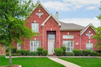Frisco Single Family Home Active Option Contract: 14855 Blakehill Drive